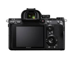 Sony Alpha a7 III Mirrorless Digital Camera (Body Only)