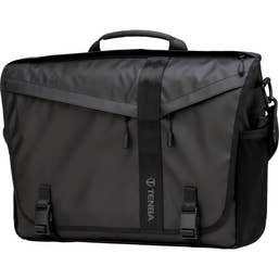 Tenba DNA 15 Slim Messenger Bag (Black Special Edition)