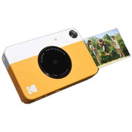 Kodak PRINTOMATIC Instant Digital Camera (Yellow)