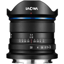 Laowa 9mm f/2.8 Lens for Canon-M