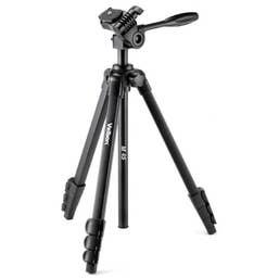 Velbon M45 with 3-Way Panhead Tripod