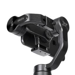 Zhiyun-Tech Smooth 4 Handheld 3-Axis Gimbal  (Black) for Smartphones