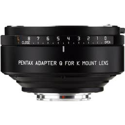 Pentax Adapter Q for K-mount Lenses