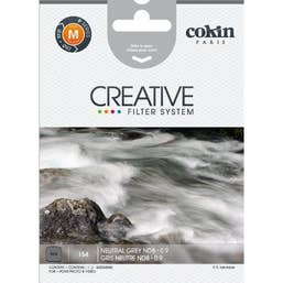 Cokin P154 Neutral Grey ND8 Filter