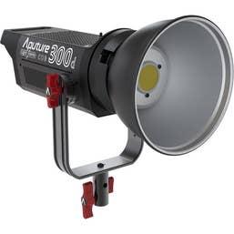 Aputure Light Storm C300d LED Light Kit with V-Mount Battery Plate