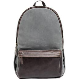 ONA The Clifton Camera and Everyday Backpack (Smoke)