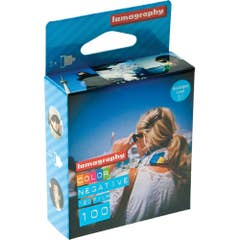 Lomography 100 Color Negative Film (120 Roll Film, 3 Pack)