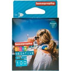 Lomography 100 120 - 3 Pack Colour Negative