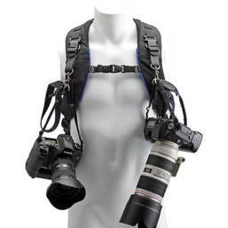 Think Tank Photo Camera Support Straps V2.0 (Black)