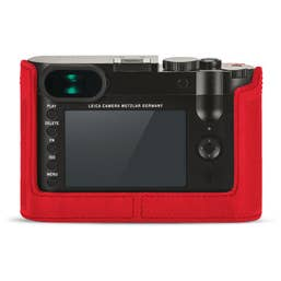 Leica Q (Typ 116) Camera Protector -  Leather Red