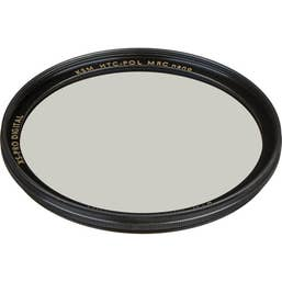 B+W 37mm XS-Pro Kaesemann High Transmission Circular Polarizer MRC-Nano Filter
