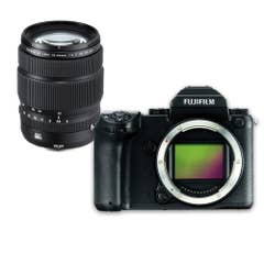 Fujifilm GFX 50S body and GF 32-64mm f/4 R LM WR Lens