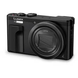 Panasonic DMC-TZ80 Digital Compact Camera - Black
