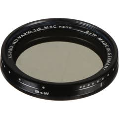 B+W XS-Pro 72mm ND Vario Filter