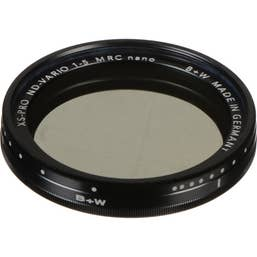 B+W XS-Pro 82mm ND Vario Filter