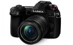 Panasonic Lumix G9 + Lumix 12-60mm F3.5-5.6 Kit