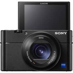 Sony Cyber-shot DSC-RX100 M5A Digital Camera