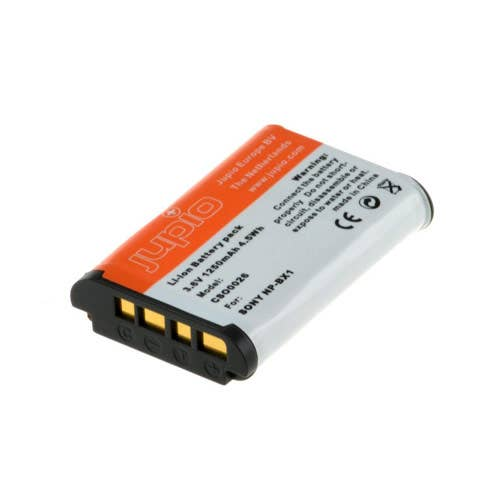 Jupio 1250mAh Rechargeable Li-Ion Battery for Sony NP-BX1