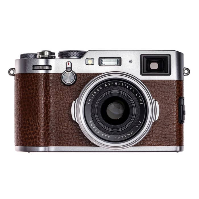 Fujifilm X100F Digital Camera - Brown