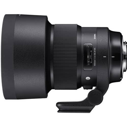 Sigma 105mm f/1.4 DG HSM Art Lens for Sigma SA Mount