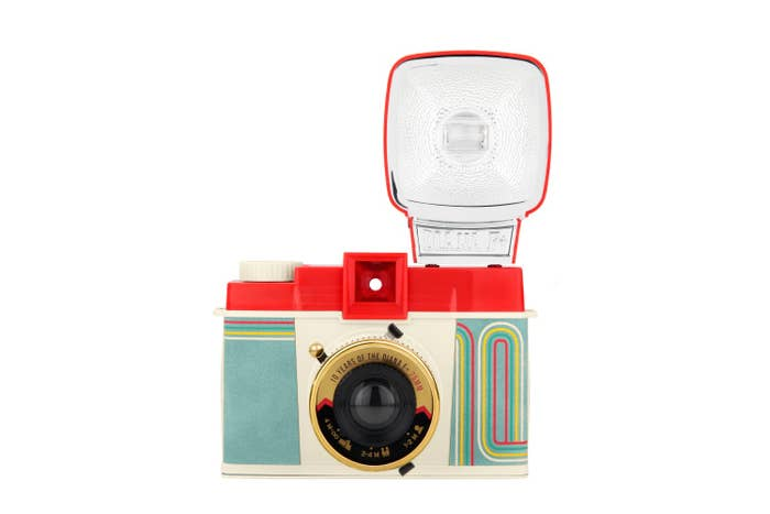 Lomography Diana F+ Camera and Flash (10 Years of Diana Edition)