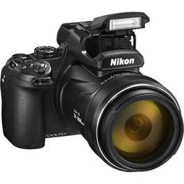 Image of Nikon COOLPIX P1000 Black