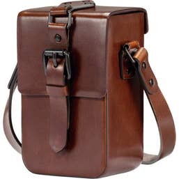 Leica C-Lux Leather Vintage Case (Brown)