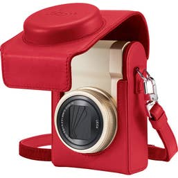 Leica C-Lux Leather Case (Red)