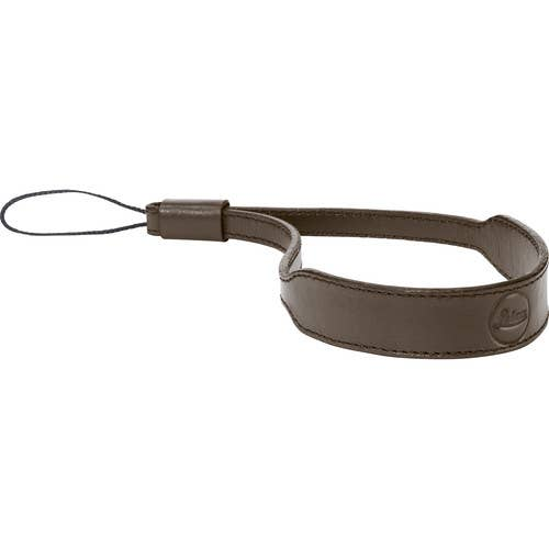 Leica C-Lux Leather Wrist Strap (Taupe)