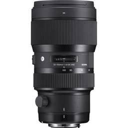 Sigma 50-100mm f/1.8 DC HSM Art Lens for SIGMA SA Mount Lenses