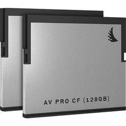 Angelbird CFast 2.0 128GB - 2 PacK