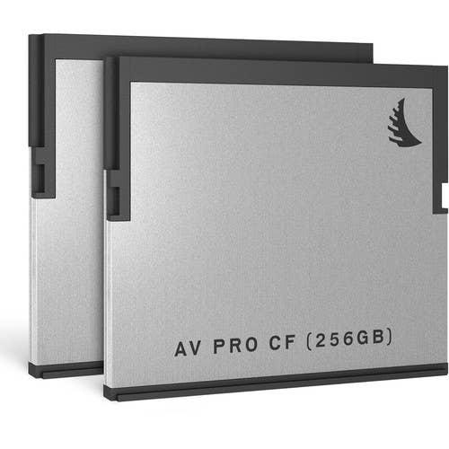 Angelbird CFast 2.0 256GB - 2 PacK