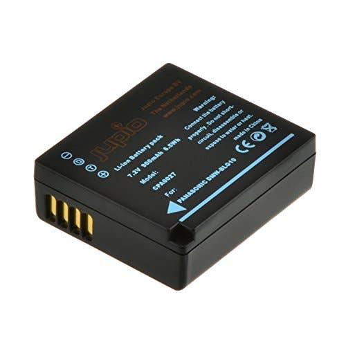 Jupio Replacement for Panasonic DMW-BLG10 900 mAh