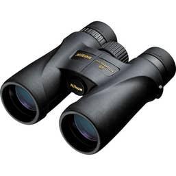 Nikon 8x42 Monarch 5 Binoculars (Black)