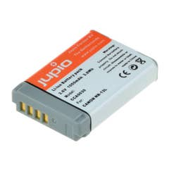 Jupio Replacement Battery for Canon NB-13L Battery for Powershot G7X & G5x