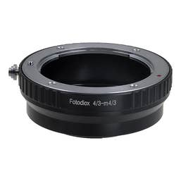 Fotodiox Lens Mount Adapter OM4/3 (OM4/3)  to MFT