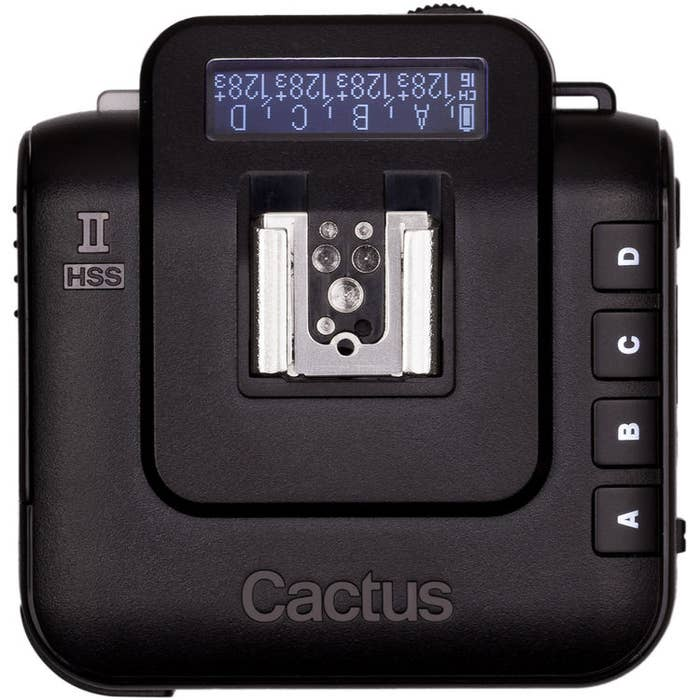 Cactus Wireless Flash Transceiver V6 IIS- For Sony