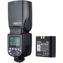 Godox V860IIF TTL Li-Ion Speedlite for Fujifilm Cameras
