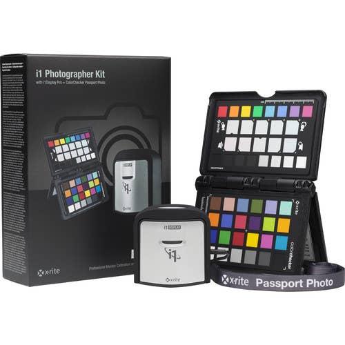 XRite i1 Photographer Kit - Colour Profiling