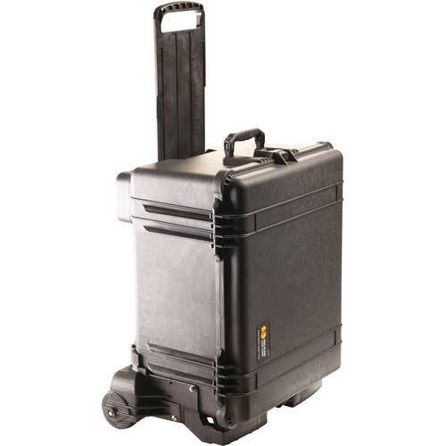 Pelican 1620MNF Case and Mobility Kit (without Foam)