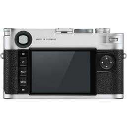 LEICA M10-P Silver Chrome Finish  **In Stock Now!