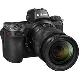 Nikon Z7 body with  NIKKOR Z 24-70mm f/4 S lens