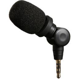 Saramonic SmartMic TRRS Condenser Microphone for iOS and Mac (3.5mm Connector)