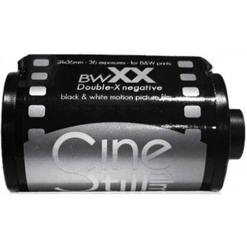 Cinestill BwXX Double-X Black and White Negative Film (35mm Roll Film, 36 Exposures)