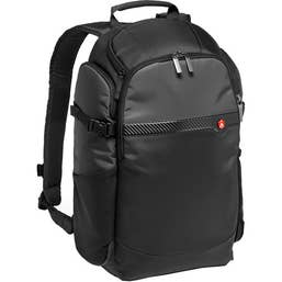 Manfrotto Befree Rear Access Advanced Camera and Laptop Backpack V2 (Black)