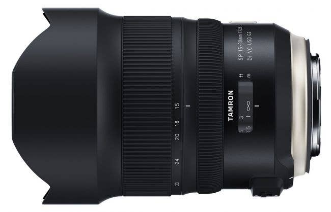 Tamron SP 15-30mm F/2.8 Di VC USD G2 - Nikon
