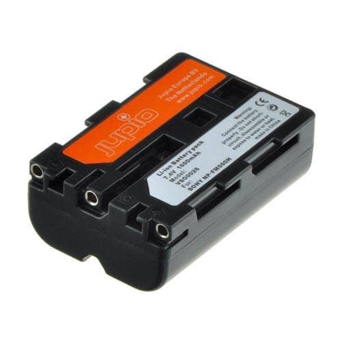 Jupio NP-FM500H Battery for Sony Cameras