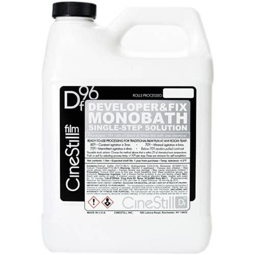 Cinestill DF96 Monobath for Black & White Film (1 Litre)