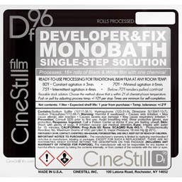 Cinestill DF96 Monobath for Black & White Film (1 Litre)
