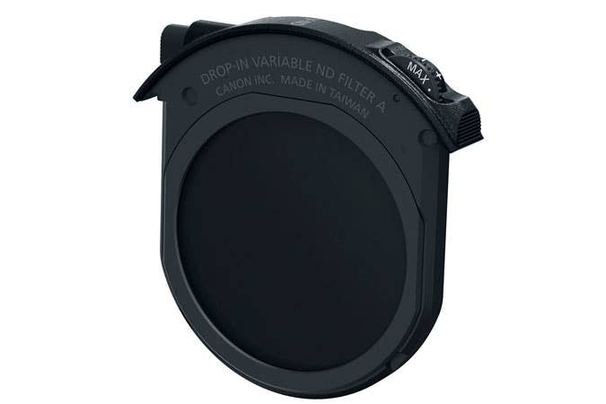 Canon Drop-in Variable ND Filter A for Canon EOS-R series